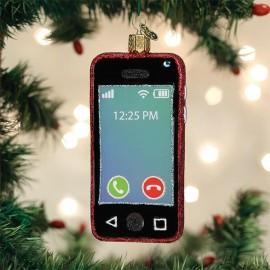 Kerstbal Smartphone
