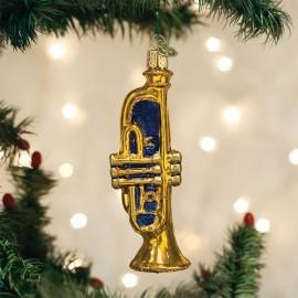 Kerstbal Trompet