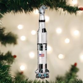 Kerstbal Raket Saturn V