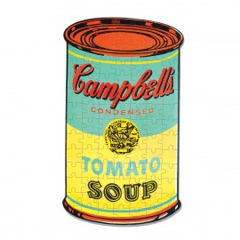 Legpuzzel Andy Warhol Campbell's Soup