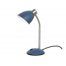 Leitmotiv Tafellamp Dorm mat blauw