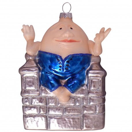 Kerstbal Humty Dumpty