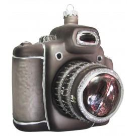 Kerstbal Spiegelreflexcamera