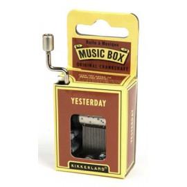 Music Box Yesterday