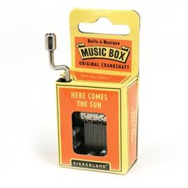 Music Box Here comes the Sun
