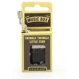 Music Box Twinkle Twinkle Little Star