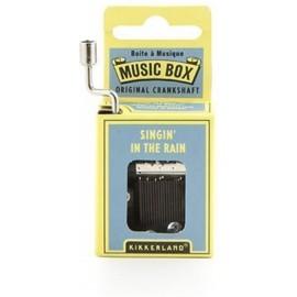 Music Box Singin'in the Rain