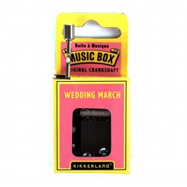 Music Box Wedding March