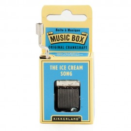 Music Box The Ice Cream Song