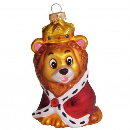 Kerstbal Baby Lion King
