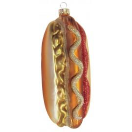 Kerstbal Hotdog