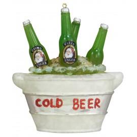 Kerstbal Koud Bier