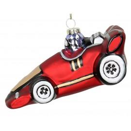 Kerstbal Formule 1 Raceauto
