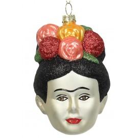 Kerstbal Chinese Dame