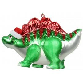 Kerstbal Stegosaurus