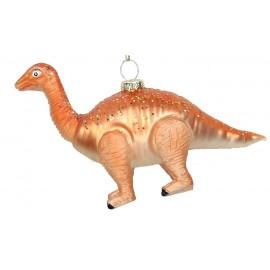 Kerstbal Dinosaurus