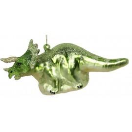 Kerstbal Triceratops