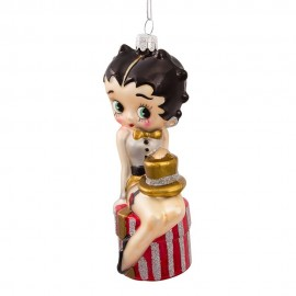 Kerstbal Betty Boop