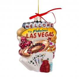 Kerstbal Las Vegas