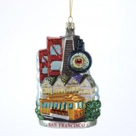 Kerstbal San Fransisco