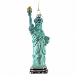 Kerstbal Vrijheidsbeeld