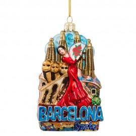 Kerstbal Barcelona