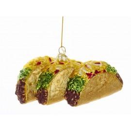 Kerstbal Taco's
