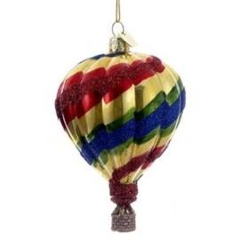 Kerstbal Luchtballon B