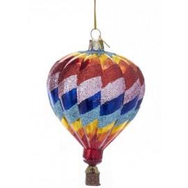 Kerstbal Luchtballon