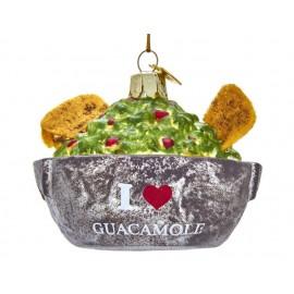 Kerstbal Guacamole Bowl
