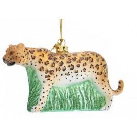 Kerstbal Jachtluipaard