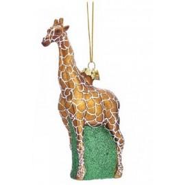 Kerstbal Giraf
