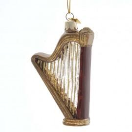 Kerstbal Harp