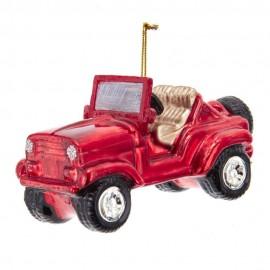 Kerstbal Jeep