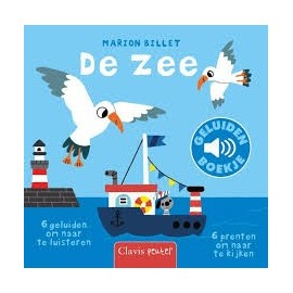 Geluidenboek De Zee