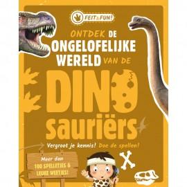 Ontdek de ongelofelijke wewreld van de Dinosauriërs