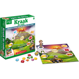 Kraak de code Spel 6+