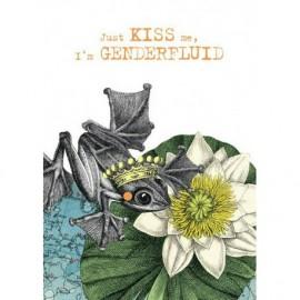 Just Kiss me, I'm Genderfluid