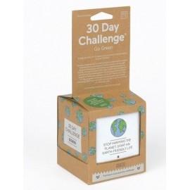 30 Dagen Challenge Go Green