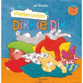 Dikkie Dik Welterusten Boek en Knuffel