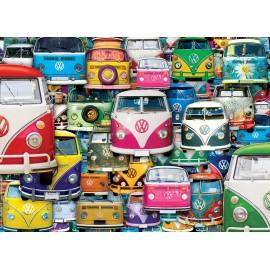 Puzzel VW Funky Jam 1000st