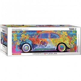 Puzzel VW Beetle Splash 1000st