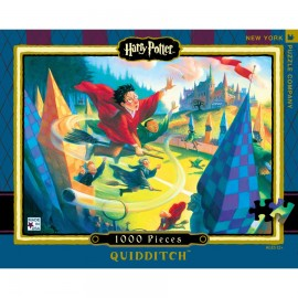 Puzzel Harry Potter Quidditch 1000st