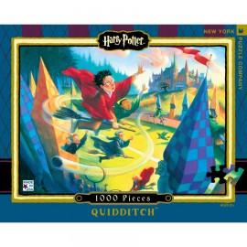 Puzzel Harry Potter Quidditch 1000st