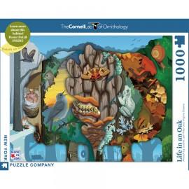 Puzzel Het Leven in een Eikenboom 1000st