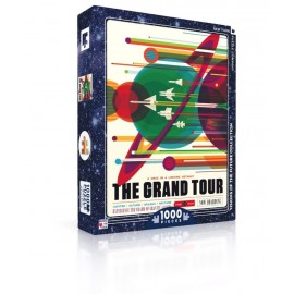 Leg Puzzel The Grand Tour 1000st