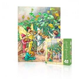 Mini Puzzel Fairy Orchestra 100st.
