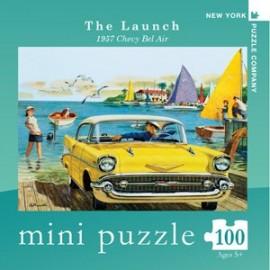 Mini Puzzel The Launch 100st.