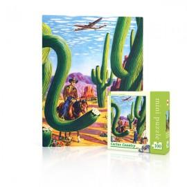 Mini Puzzel Cactus Country 100st.
