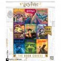 Leg Puzzel Harry Potter boek covers 500st